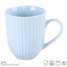 Taza de café de cerámica de 12oz al por mayor