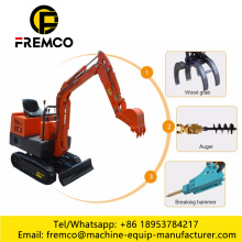22ton Excavator SC220.8 with Good Price