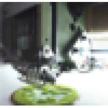 Máquina de bordar simple Chenille de LEJIA