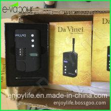 2014 China Top Sale High Copy 1: 1 Davinci Vaporizer 2200mAh Portable Temperature Adjustable Da Vinci Vaporizer for Wax and E Liquid