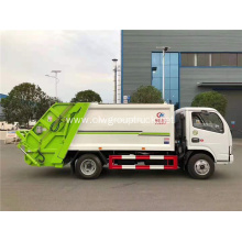 DongFeng 3ton small garbage compactor truck