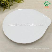 2015 Vente en gros de plaques de vaisselle à bon marché en porcelaine pour les mariages