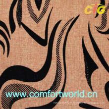 Flocking Sofa Fabric (SHSF04186)