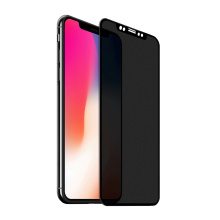 Privacy Glass Protector per iPhone X