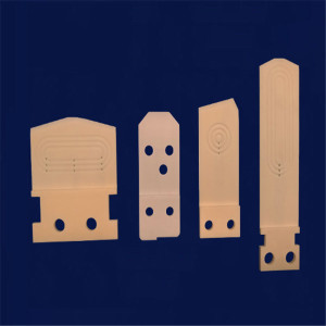 Alumina Zirconia High Hardness Ceramic Vacuum Plate
