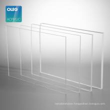 Plastic 2mm 3mm Transparent Plexiglass 4x8 Acrylic Sheet Board