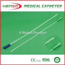Cateter retal médico descartable de PVC HENSO