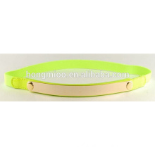 Fashion belt for dress ladies waist chain metal belt