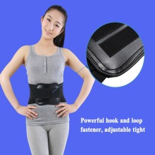 Aprobado soporte de cintura trasero para personas.
