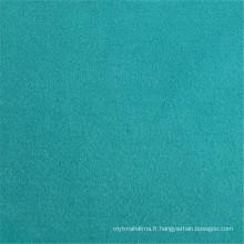 30% Laine 70% Polyester de surcouche Tissu en laine