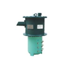 Commutateur d'isolement du transformateur de changement de robinet en charge