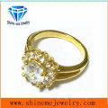 Stainless Steel Casting Fashion Ring (SCR2931)