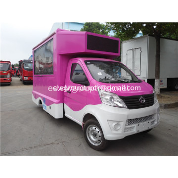 Changan Moblie Advertising Trucks en venta