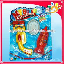 Plastic cheap bubble gun toy,funny bubble gun for kids