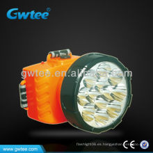 GT-8602 12 led CE & CCC & ISO luces duales faro