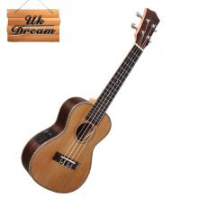 Wood ukulele wholesale to join
