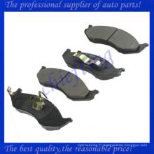 D477 D712 0000K04713175 R471317583504371 0K5533323ZA 0K5533323ZB meilleures plaquettes de frein pour kia carnival