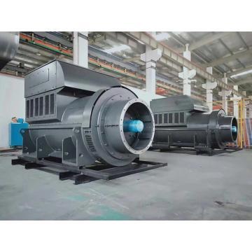 High voltage single bearing Industrial Alternator