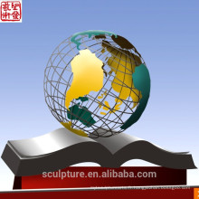 2016 Nouveau Art de Sculpture Works High Sculpture significative