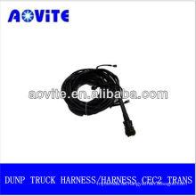 terex TR50 / TR60 / TR100 / 3307 / TR60 / TR45 / TR70 Muldenkipper HARNESS CEC2 TRANS