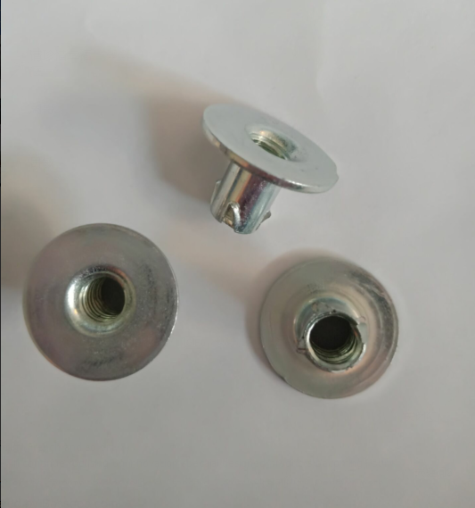 Stainless Steel Round Base Pallet Nut