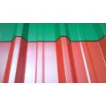 Máquina formadora de rollos de doble capa para techos acanalados South Ibr