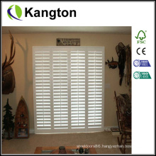 White Powder Coated Shutter Door (shutter door)