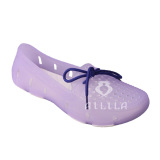 Women jelly sandal clogs
