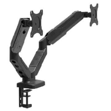 China Manufacturer for Monitor Desk Mount Dual Monitor Arm Gas Spring Monitor Desk Mount export to Anguilla Supplier
