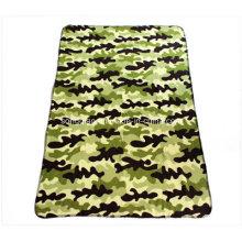 Military Polartec Fleece Blanket