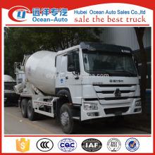 8 Kubikmeter Betonmischer LKW, 6x4 Mischer LKW mit einfach zu bedienenden Zement-Mischer LKW zu verkaufen