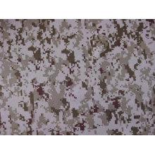 Hochwertige 600d Polyester Oxford Digital Camouflage Stoff für Taschen