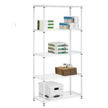 DIY ajustable Metal Oficina Wire File Shelf divisores (LD7535180B5E)