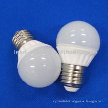 E27 ceramic LED lampada bulb