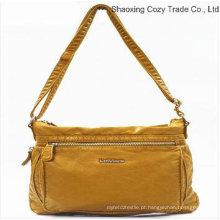 Moda Mulheres PU Messenger Bag