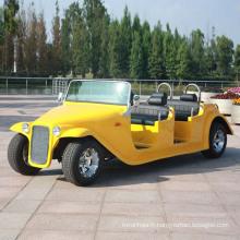 Le chariot de golf électrique approuvé par CE Dn-6D par le fabricant de la Chine