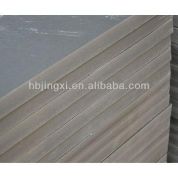 Cor sólida de folha de PVC sólido