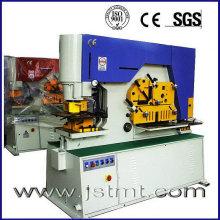 Série Q35y Universal Ironworker Machine para perfuração