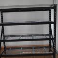 Помещение для хранения стеллажи системы/мебельный склад промышленный шкаф