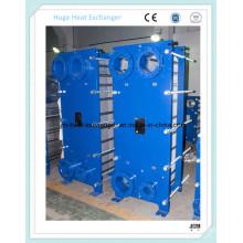CE Certificación Placa intercambiador de calor