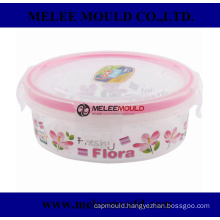 Plastic Mould Factory for Homeware Plastic Containers Set