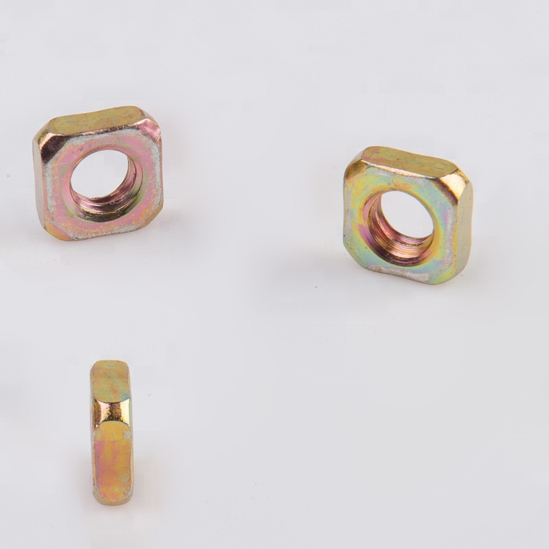 Good Quality Carbon Steel M6 Square Nut 1
