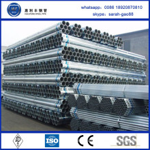 Newest competitive pre-galvanized emt steel pipe