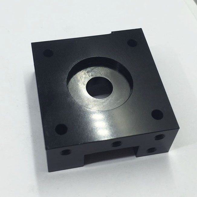 aluminum alloy CNC machining