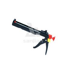 """El tipo más nuevo 9 """"pistola de calafateo esquelético, arma del aplicador del silicón del arma del silicón, pistola del sellador del silicón (SJIE7642)"""