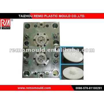 Molde de inyección de engranajes de rueda de plástico
