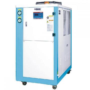 Chiller refrigerado a água industrial