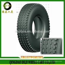 tôle d'acier pneu radial pour camions de Chine / bus pneu 8.25R16