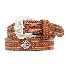 New Classic Cow Leather Embossing Belt