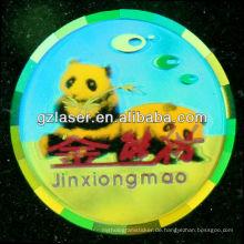 Polycarbonat geprägtes Blatt, Pandamuster
